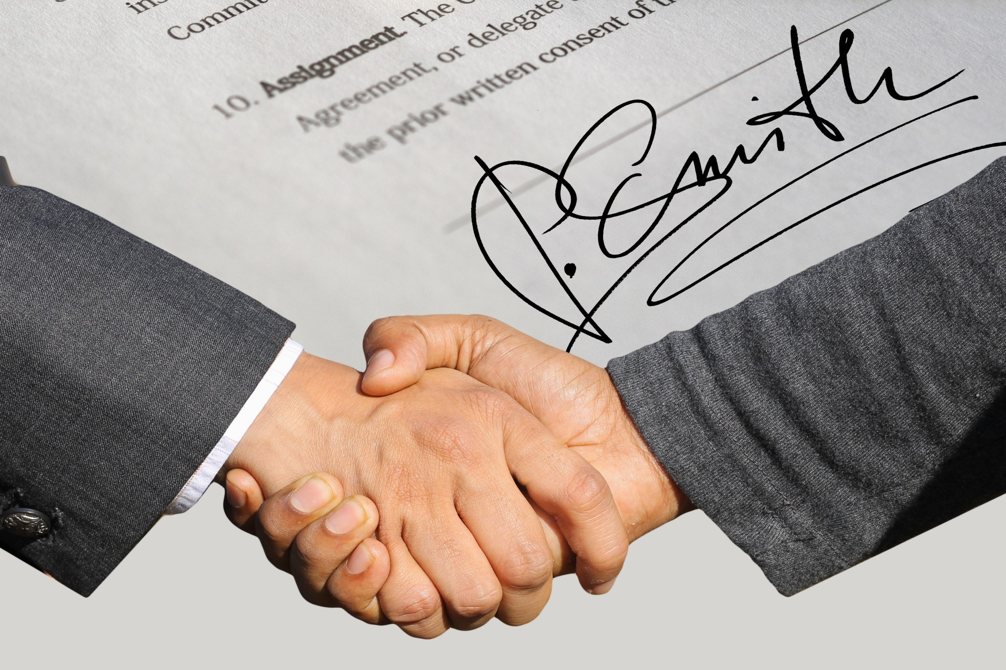 contract proposal